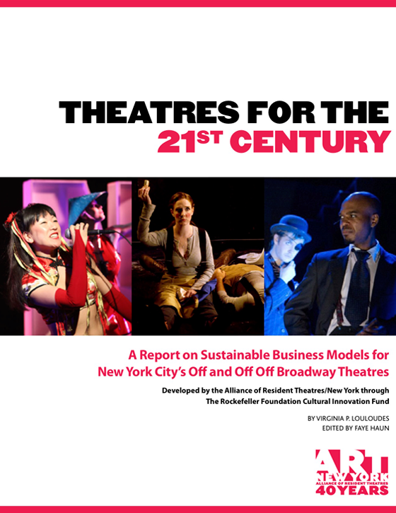 Theatres for the 21st Century