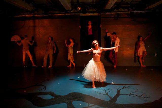 Blessed Unrest - Eurydice's Dream